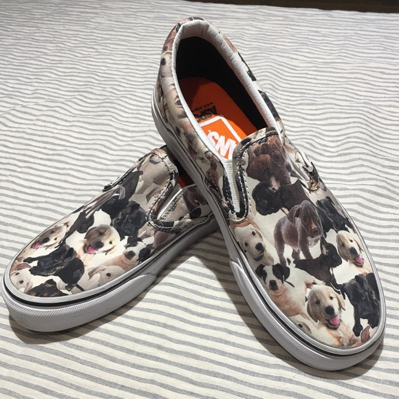 594526772c ASPCA (Dogs) Vans Now AVAILABLE! M 5c97061704e33d68f3742405